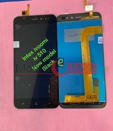 Lcd Display With Touch Screen Digitizer Panel For iVooMi IV 510