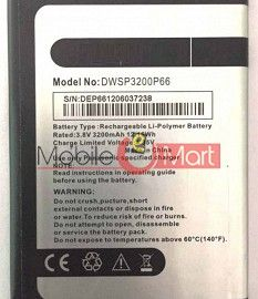 Mobile Battery For Panasonic P66