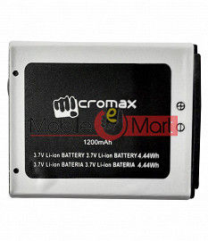 Mobile Battery For Micromax Bolt D200