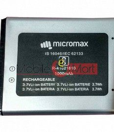 Mobile Battery For Micromax X900