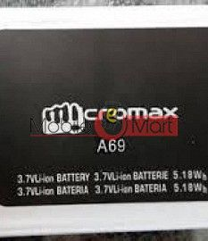Mobile Battery For Micromax A69