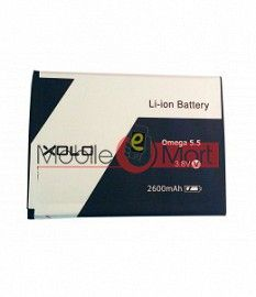Mobile Battery For XOLO Omega 5.5