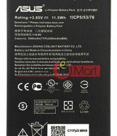 Mobile Battery For Asus Zenfone 2 Laser ZE550KL Z00TD