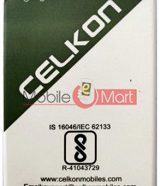 Mobile Battery For Celkon CK 2500