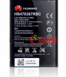 Mobile Battery For Huawei honor 3X G750 B199