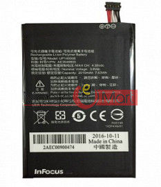 Mobile Battery For Infocus M2 Replacement