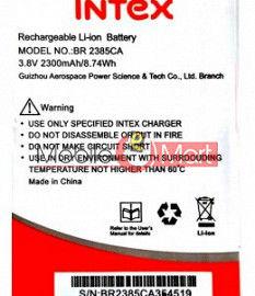 Mobile Battery For Intex Aqua Air II 2