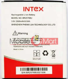 Mobile Battery For Intex Aqua Craze