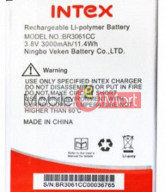 Mobile Battery For Intex Aqua Freedom