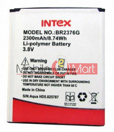 Mobile Battery For Intex Aqua HD 5.0