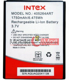 Mobile Battery For Intex Aqua N11