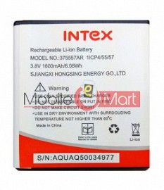 Mobile Battery For Intex Aqua Q5