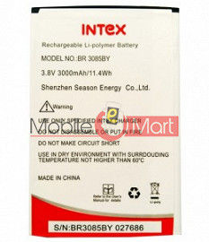 Mobile Battery For Intex Aqua Trend