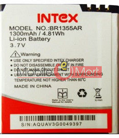 Mobile Battery For Intex Aqua V 3G