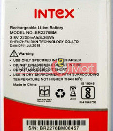 Mobile Battery For Intex Aqua View
