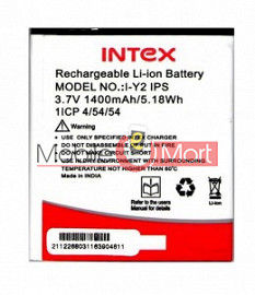 Mobile Battery For Intex Aqua Y2 IPS