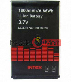 Mobile Battery For Intex Aura Plus