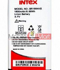 Mobile Battery For Intex BR1864AR