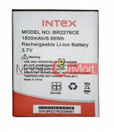 Mobile Battery For Intex BR2276CE