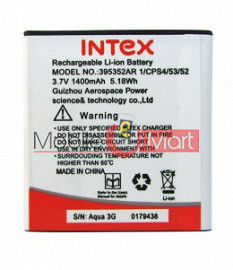 Mobile Battery For Intex Cloud 3G Gem