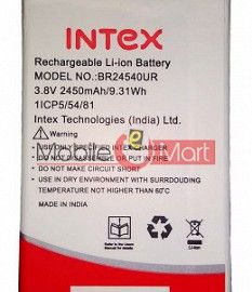 Mobile Battery For Intex Cloud Scan FP
