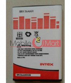 Mobile Battery For Intex Cloud X