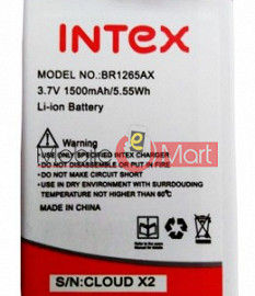Mobile Battery For Intex Cloud X2