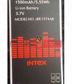 Mobile Battery For Intex Platnum Cube
