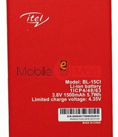 Mobile Battery For Itel BL-15CI