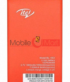 Mobile Battery For Itel BL-19CI