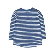 Blue Stripe Little And Strong T-Shirt