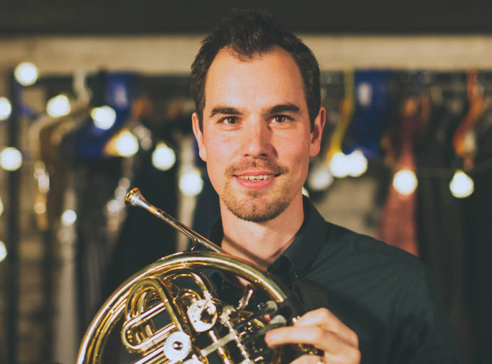 Laurie - French Horn tutor in Catford , London   1