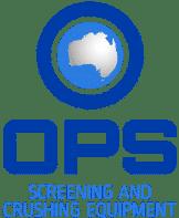 Machinery & Tools Manufacturers In Bibra Lake - OPS Screening & Crushing Equipment Pty Ltd