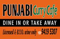 Restaurants In Collingwood - Punjabi Curry Cafe