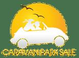 Caravan Park Sale Logo