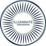 Illuminate Web Design Logo
