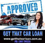 Get That Car Loan Logo
