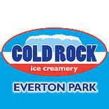 Cold Rock Everton Park Logo