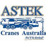 Astek Cranes Australia Logo