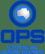 OPS Screening & Crushing Equipment Pty Ltd Logo