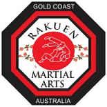 Rakuen Martial Arts Academy Logo