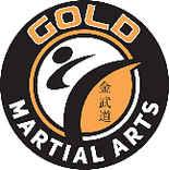 Gold Martial Arts Logo