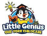 One York Childcare by Little Genius Academy Logo