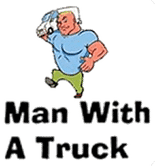 Man With A Truck Logo