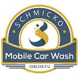 Schmicko Mobile Car Detailing & Car Wash Logo