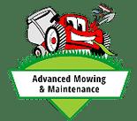 Advanced Mowing & Maintenance Logo