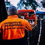 Positive Pumping Logo