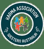 karma association of western australia Logo