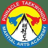 Pinnacle Taekwondo Martial Arts in Chester Hill Logo