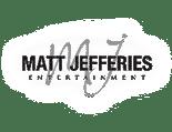 Matt Jefferies Entertainment Logo